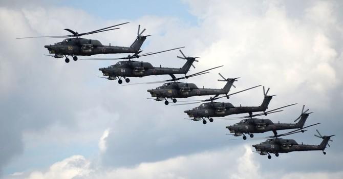 Nga sẽ xuất khẩu vũ khí khoảng 15 tỷ USD mỗi năm