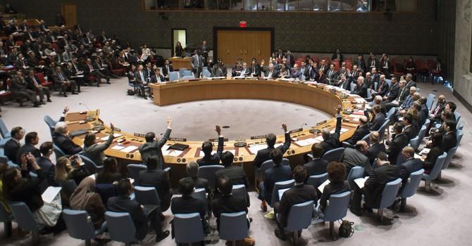 Hội đồng Bảo an Liên hiệp quốc chặn nghị quyết của Nga về Syria