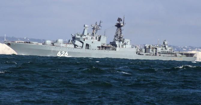 Truyền thông phương Tây coi việc Nga gửi tàu đến Syria là khiêu khích