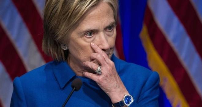 Bà Hillary Clinton bộc bạch về nỗi thất vọng sau khi thua ông Trump