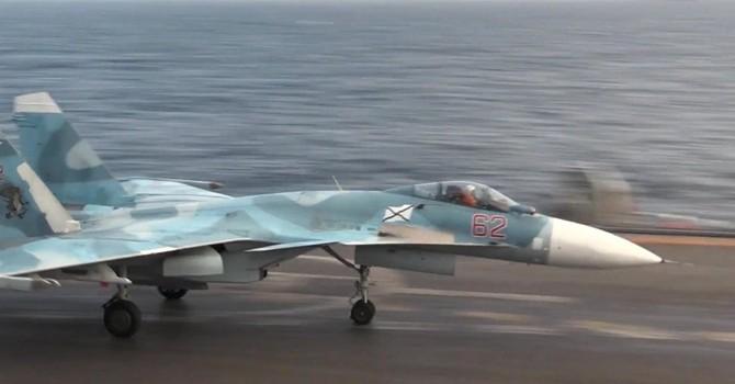 """Quan chức Nga nặng lời với Mỹ vì cáo buộc """"không quân Nga ném bom Syria"""""""