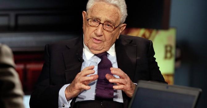 Ông Trump gặp cựu Ngoại trưởng Kissinger thảo luận về Nga, Trung Quốc