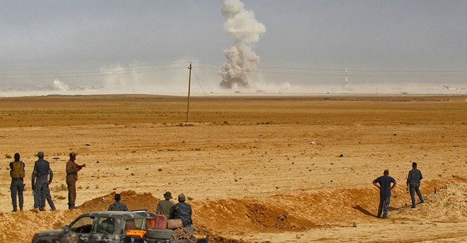 Chiến sự thêm ác liệt, Quân đội Iraq vẫn tiếp tục giải phóng Mosul