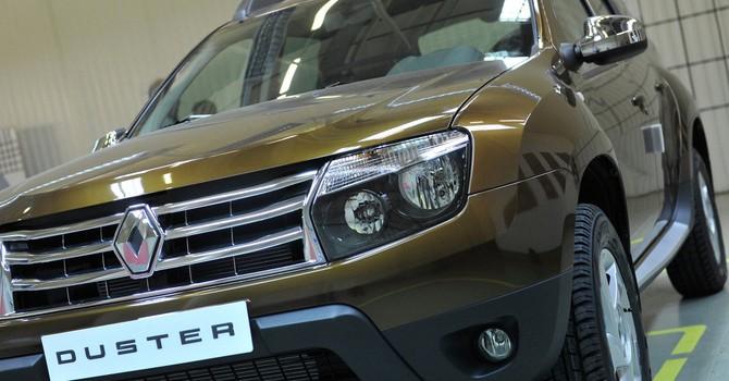 Xe Renault Duster từ Nga được ưu đãi thuế đã về đến Việt Nam theo hiệp định FTA