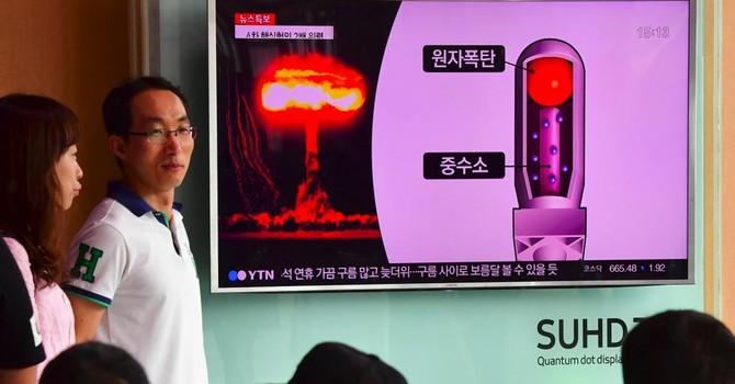 Mỹ và Trung Quốc muốn tăng cường trừng phạt Bắc Triều Tiên
