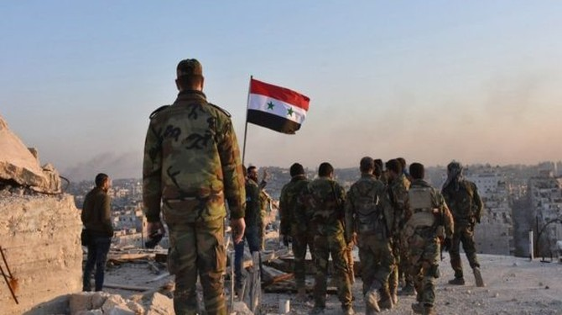 """Phe đối lập Syria: """"Mất Aleppo không có nghĩa là cuộc chiến chống ông al-Assad kết thúc"""""""