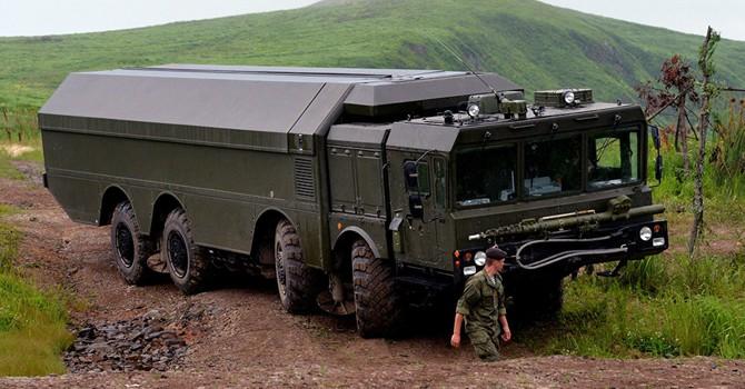 Nga điều thêm hệ thống tên lửa phòng thủ bờ biển Bastion đến Crimea