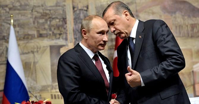 Ông Putin và ông Erdogan thảo luận lập trường của Thổ Nhĩ Kỳ về Syria