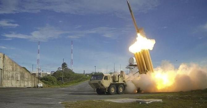 Hàn Quốc cương quyết triển khai lá chắn chống tên lửa THAAD của Mỹ