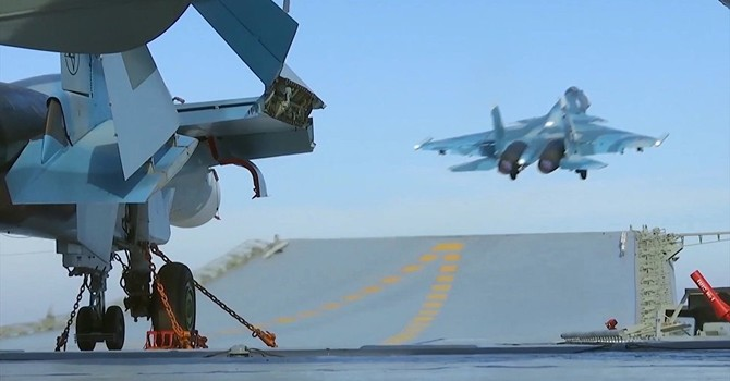 Bộ Quốc phòng Nga bắt đầu cắt giảm lính vũ trang ở Syria