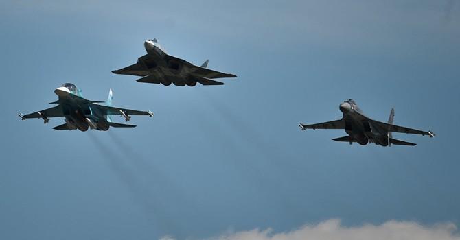 Tướng Shoigu: Chiến đấu cơ mới của Nga sẽ tăng hiệu quả tiêu diệt tên lửa hành trình