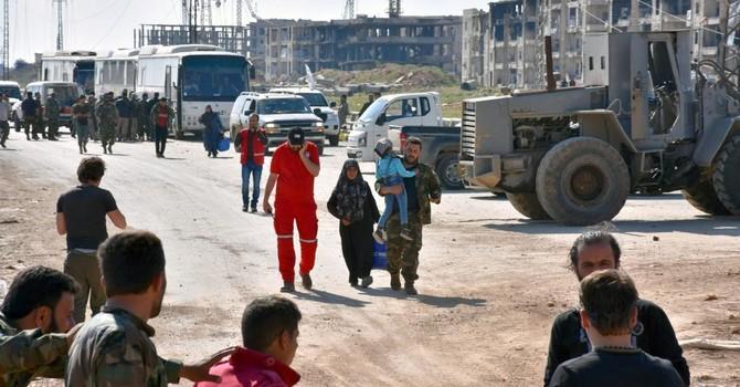 Syria: Quân nổi dậy mất hết cơ sở ở biên giới Syria-Liban