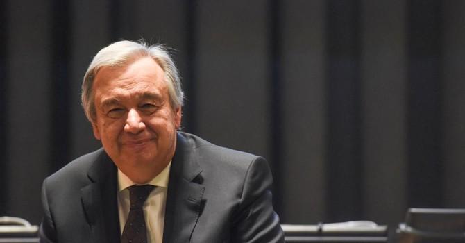 Tổng thư ký Liên hiệp quốc kêu gọi ngăn cuộc chạy đua vũ trang của Triều Tiên
