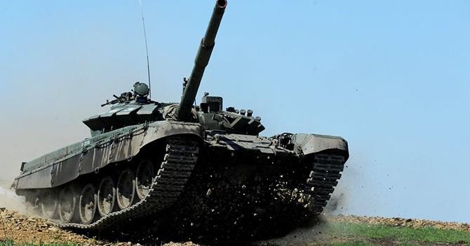 Lầu Năm Góc sẽ huấn luyện quân đội đối phó với xe tăng T-72 của Nga