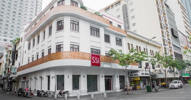 Công ty mẹ SSI báo lãi 262 tỷ quý I/2017
