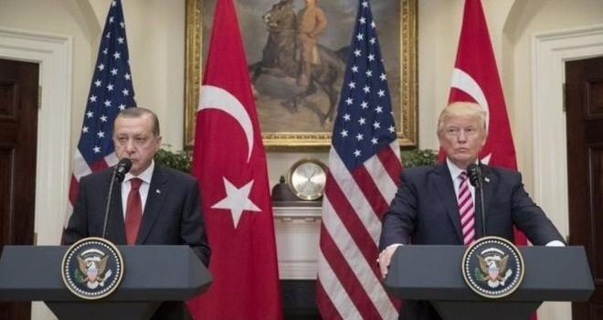 """Đến Mỹ, ông Erdogan tuyên bố """"không chấp nhận liên minh Mỹ - người Kurd"""""""