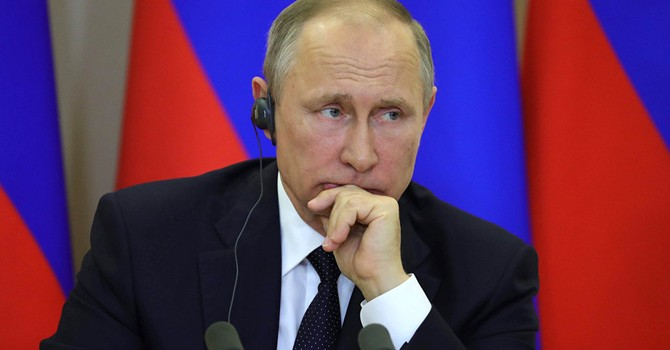 """Mỹ cáo buộc ông Trump tiết lộ tin tình báo cho Nga: Ông Putin """"đáp trả"""""""