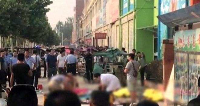 Nổ lớn tại trường mầm non Trung Quốc, nhiều người chết