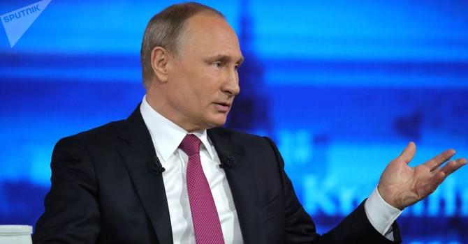 Ông Putin tiết lộ việc Mỹ can thiệp vào bầu cử ở Nga
