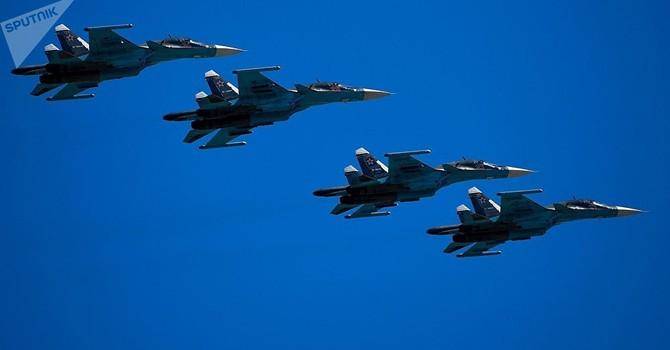 Gần một nửa số vũ khí Nga xuất khẩu là máy bay