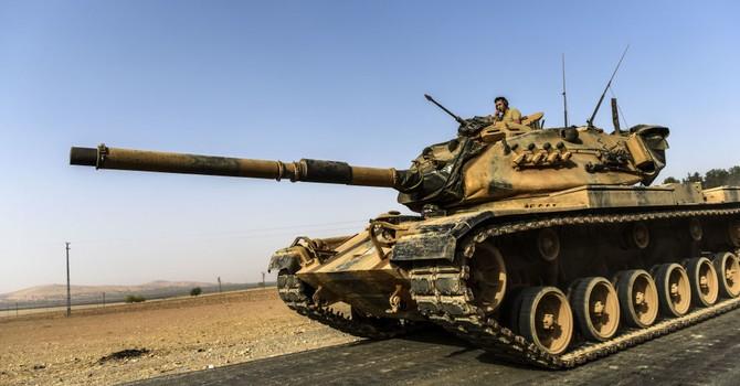 Ông Erdogan hoạch định chiến dịch Thổ Nhĩ Kỳ mới ở Syria