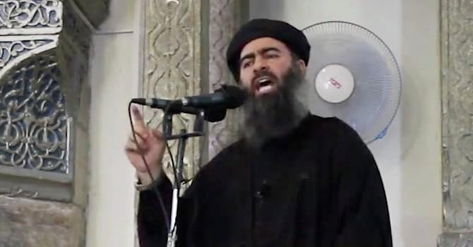 Truyền hình Iran công bố hình ảnh thủ lĩnh IS đã bị tiêu diệt