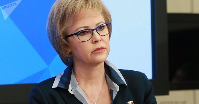 Ai là nữ quan chức giàu nhất nước Nga?