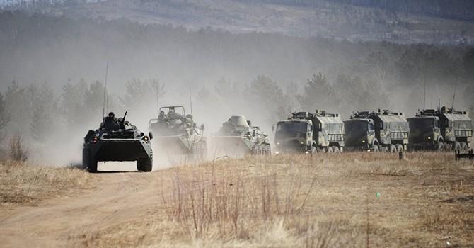 Quân đội Nga sẵn sàng đối phó với các mối đe dọa từ phương Tây