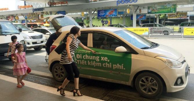 """Kinh tế chia sẻ """"bối rối"""" tại Việt Nam"""