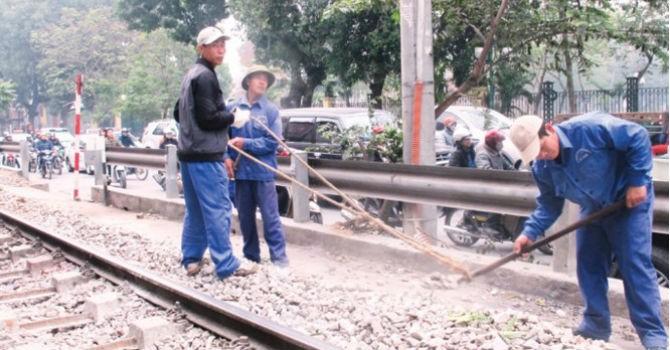 Đường sắt - đối diện với làn sóng bỏ việc: Bị dồn đến chân tường