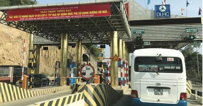 Dự án BOT Quốc lộ 6 Hòa Lạc - Hòa Bình: Nguy cơ vỡ phương án tài chính