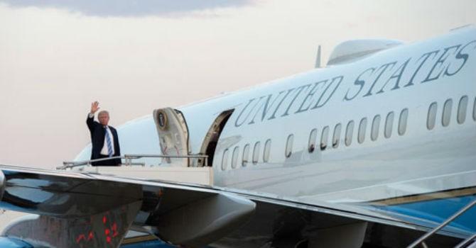 Phương tiện phục vụ người đứng đầu các quốc gia đi du lịch