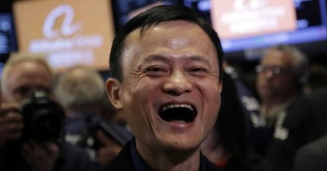 Alibaba vừa vượt Amazon trở thành công ty thương mại điện tử lớn nhất thế giới