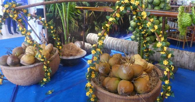 [BizSTORY] Làm thế nào để cây dừa Bến Tre vươn ra thế giới?