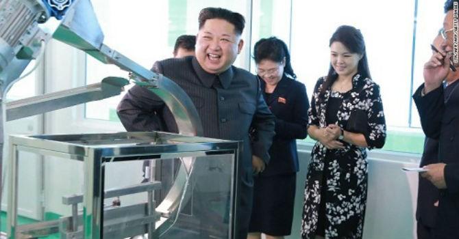Sự im lặng của Triều Tiên trước tàu sân bay Mỹ