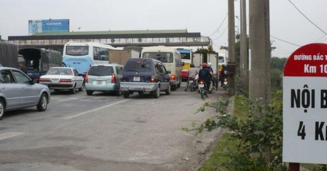 """Bác đề xuất tăng phí """"chát"""" tại trạm Bắc Thăng Long - Nội Bài"""