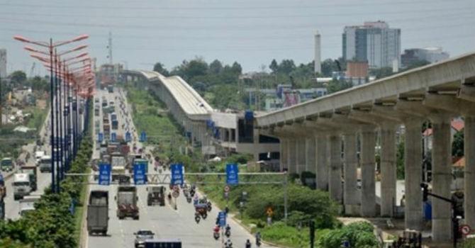 TP.HCM xin thêm gần 800 triệu USD làm tuyến metro số 2