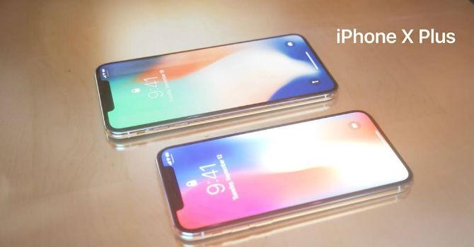 iPhone X Plus của năm 2018 sẽ có hình dạng thế nào?
