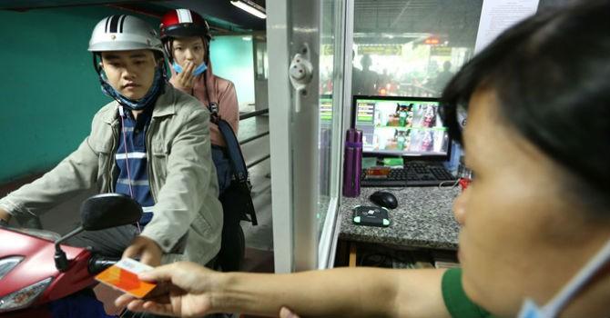 Sân bay Tân Sơn Nhất tính giá giữ xe theo giờ