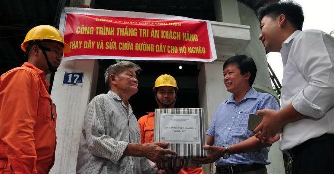 Tiếp tục tri ân khách hàng sử dụng điện trên địa bàn Thủ đô