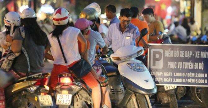 Hà Nội sẽ tăng giá trông giữ ô tô, xe máy