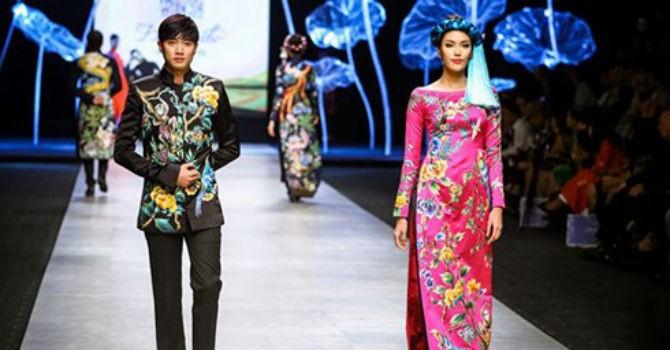 Thời trang Việt Nam cạnh tranh khốc liệt với hàng ngoại