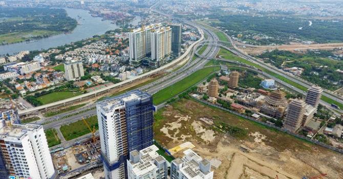 Khu đô thị sáng tạo phía Đông Sài Gòn sẽ được xây dựng như thế nào?
