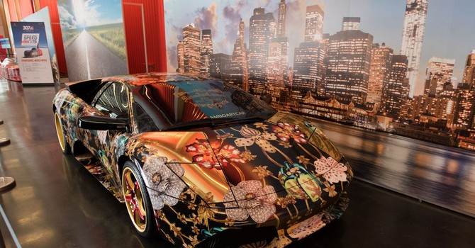 """Những siêu xe """"bắt mắt"""" nhất triển lãm ô tô New York 2015"""