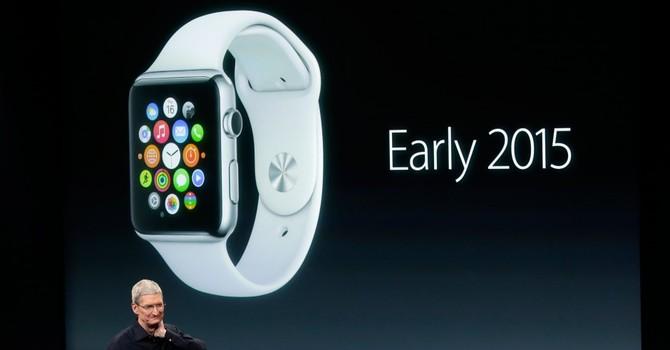 Apple có thể lùi ngày ra mắt Apple Watch vì vấn đề thương hiệu
