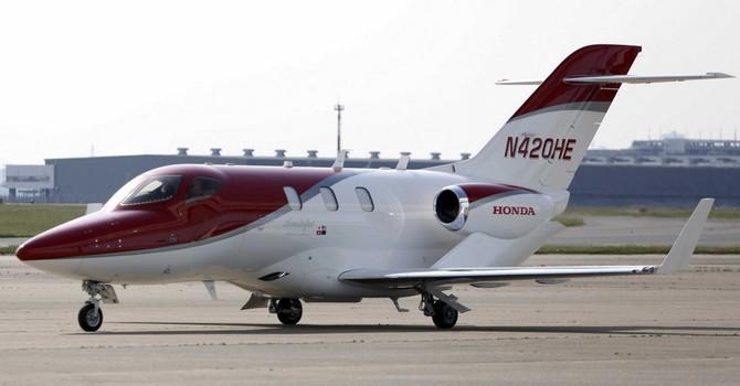 Honda sản xuất máy bay tư nhân giá 4,5 triệu USD