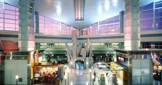 """""""Chiêm ngưỡng"""" 5 sân bay hiện đại nhất nước Mỹ"""