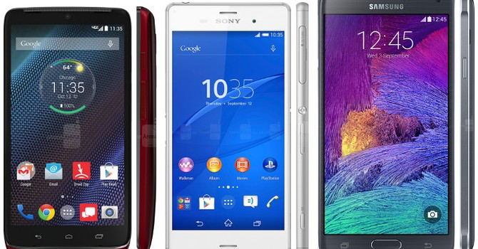 10 mẫu smartphone hot nhất hiện nay có pin tốt hơn?