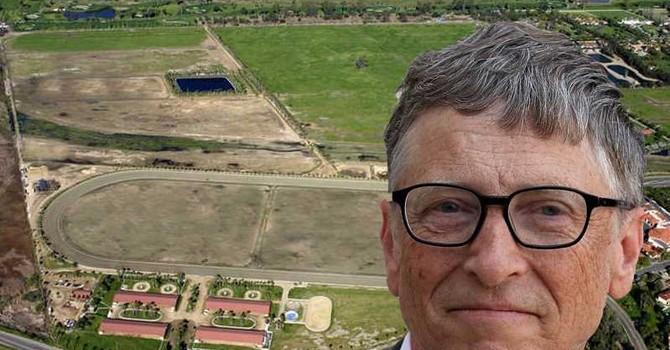 Những khối bất động sản khổng lồ của Bill Gates