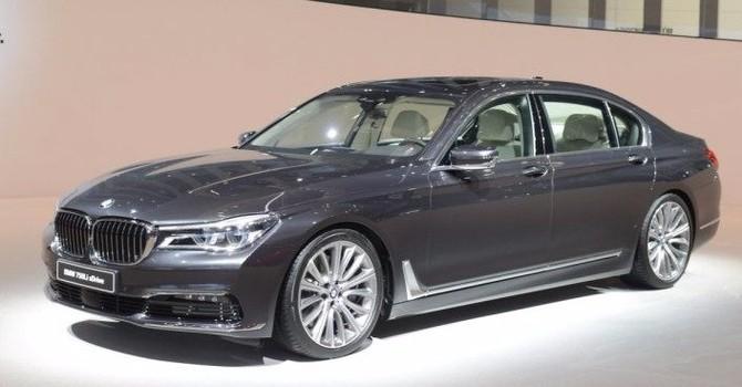 Khám phá BMW 7-Series, siêu xe hiện đại nhất thế giới